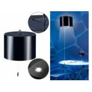 Lunartec Luminaire extérieur LED à batterie solaire