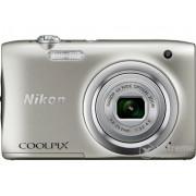 Aparat foto Nikon Coolpix A100, argintiu