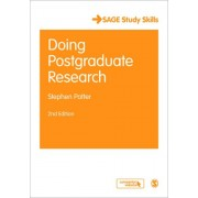 Doing Postgraduate Research (Book W/ Dvd)