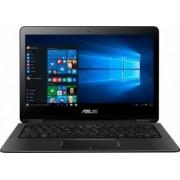 Laptop Asus VivoBook Flip TP301UA Intel Core Skylake i3-6100U 1TB 4GB Win10 Touch Bonus Rucsac Laptop Dicallo LLB9698