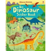 Big Dinosaur Sticker Book by Fiona Watt