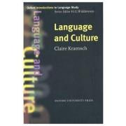 Language and Culture by Claire J. Kramsch