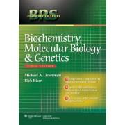 BRS Biochemistry, Molecular Biology, and Genetics by Michael Lieberman