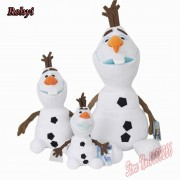 "Hot Sale Olaf 50cm/19.7""Plush Kids Baby Toys Dolls Snowman Cartoon Anna and Elsa Stuffed Plush Toys Gift For Girl Free Shipping"