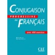 Conjugaison Progressive Du Francais: Livre by Miche<le Boulare<s