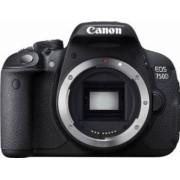 Aparat Foto DSLR Canon EOS 750D Body Black