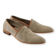 Piaceri Barfuss-Slipper, 42 - Taupe