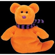 TY Beanie Baby - SHIVERS the Ghost Bear