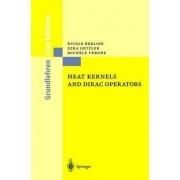 Heat Kernels and Dirac Operators by Nicole Berline