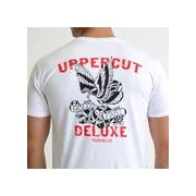Uppercut Deluxe Men's Eagle T-Shirt - White - M - Vit