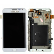LCD SAMSUNG GALAXY NOTE N7000 I9220 COM VISOR TOUCH SCREEN