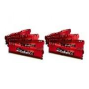 G.Skill 64GB DDR3-1600 CL10 RipjawsZ 64GB DDR3 1600MHz memoria