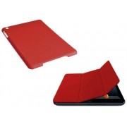 Smart Cover + Back Cover Rood/Red voor Apple iPad Mini 4