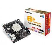 Biostar N3150NH (Celeron N3150,S1170,mITX,DDR3,Intel,EuP) Scheda Madre