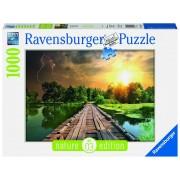 Ravensburger puzzle cer mistic, 1000 piese