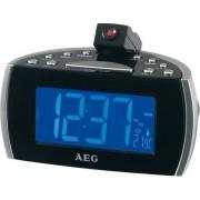 AEG Radio Despertador Proyector MRC4119P