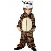 Childs Tiger Costume - SMALL