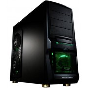 MS-Tech CA-0300 Raptor - Midi-Tower Black