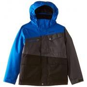 Marmot espace Walk Veste pour garçon L Noir/gris - Black/Peak Blue