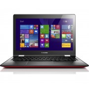 "Ultrabook Lenovo IdeaPad Yoga 500-14, 14"" Full HD Touch, Intel Core i5-6200U, 920M-2GB, RAM 8GB, SSHD 1TB, Windows 10, Rosu"