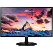 "Monitor LED Samsung 27"" LS27F350FHUXEN, Full HD (1920 x 1080), HDMI, VGA, 4 ms (Negru)"