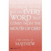 NIV Gospel of Matthew by New International Version