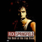 Rick Springfield - Beat of the Live Drum (0085365478824) (1 DVD)