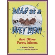 Mad as a Wet Hen! by Marvin Terban