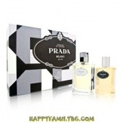 Prada Комплект Infusion de Vetiver M Set - edt 100 ml + sh/gel 100 ml