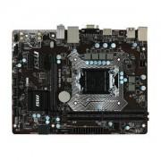 Carte mre B150M PRO-VH Micro ATX Socket 1151 Intel B150 Express - SATA 6Gb/s - USB 3.1 - 1x PCI-Express 3.0 16x