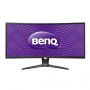 "BenQ XR3501 Monitor da Gaming Curvo, Display da 88,9 cm/35"" 21:9 LED, Risoluzione 2560x1080, VGA, DVI-DL, HDMI, 144Hz, Nero"