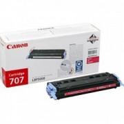 Тонер касета за Canon (CRG-707 M) LBP-5000 Червен (CR9422A004AA)