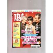 Télé Poche 2532 The Voice Castle Brigitte Fossey