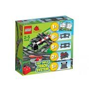 LEGO Duplo LEGO Ville 10506 - Set Accessori Ferrovia