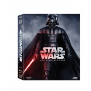 Star Wars:The Complete Saga - Razboiul stelelor:Ep.I-VI (9 Blu-ray)