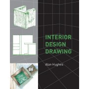 Interior Design Drawing by Alan Hughes