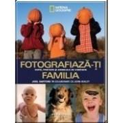 Fotografiază-ți familia copiii, prietenii și animalele de companie .