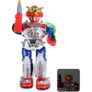 Amazing Universal fighter robo toy- imported