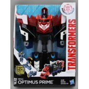 Transformers Robots in Disguise Mega 3-Step Optimus Prime Changer Action Figure B1564
