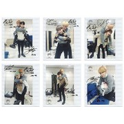 BTS Bangtan Boys Run With Jimin Wide Polaroid Photo Set