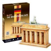 The Brandenburg Gate - World Great Architecture - 31 Pieces 3D Puzzle - Cubic Fun Series
