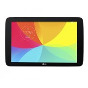 LG G-Pad V700, Tablet 10.1 Pollici (25,6 cm), Display Touchscreen IPS 1280x800 pixel, Processore Quad-Core 1.2 GHz, 1GB RAM, Memoria interna 16GB espandibile, Fotocamera 5.0Mpx + frontale 1.3Mpx, Wi-Fi, Bluetooth 4.0, Android 4.4 Kit Kat, Nero [Italia]