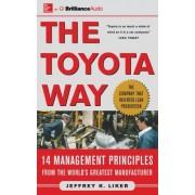 The Toyota Way by Jeffrey Liker