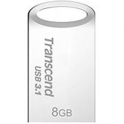 Transcend 8GB JetFlash 710 USB 3.1/3.0 Flash Drive (TS8GJF710S)