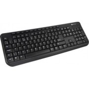 Tastatura Multimedia Serioux SRXK-9400 USB Black