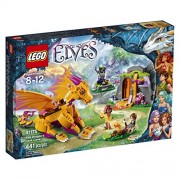 LEGO Elves Fire Dragon s Lava Cave