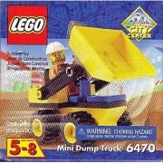 Lego City Center Mini Dump Truck 24 Pieces 6470