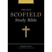 Old Scofield Study Bible-KJV-Classic by C I Scofield