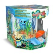 Aqua Dragons Sea Friends Octopus Garden pecera con bomba de aire