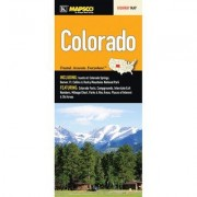 Universal Map Colorado State Fold Map (Set of 2) 12854